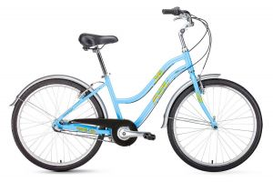 Велосипед Forward Evia Air 26 2.0 (2019)