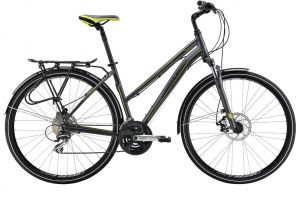Велосипед Centurion Crossline 50 EQ-Women (2016)