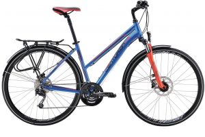 Велосипед Centurion Crossline 80 EQ-Women (2016)