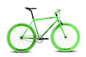 Велосипед Welt Fixie 1.0 (2016)