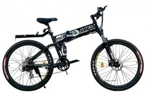 Велосипед Volteco Intro 500 (2015)