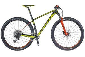 Велосипед Scott Scale RC 900 World Cup (2018)