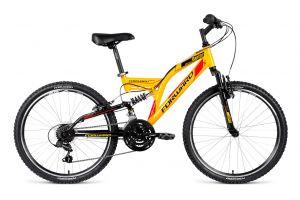Велосипед Forward Raptor 2.0 24 (2018)