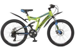 Велосипед Stinger Highlander 200D 24 (2017)