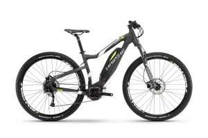Велосипед Haibike Sduro HardNine 4.0 400Wh 9-Sp Acera  (2017)