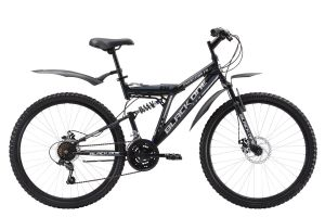 Велосипед Black One Phantom FS 26 D (2017)