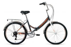 Велосипед Forward Valencia 24 2.0 (2020)