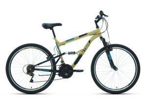 Велосипед Altair MTB FS 26 1.0 18ск (2020)