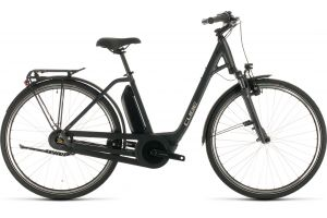Велосипед Cube Town Hybrid One 400 (2020)