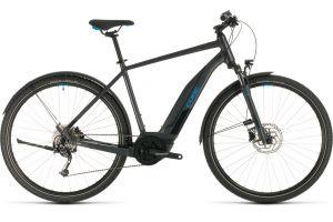 Велосипед Cube Nature Hybrid One 500 Allroad (2020)