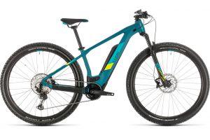 Велосипед Cube Access Hybrid Race 500 27.5 (2020)