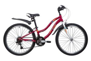 Велосипед Novatrack Lady 24 (2019)