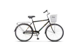 Велосипед Stels Navigator 26' 200 Gent Z010 Оливковый (LU094044)